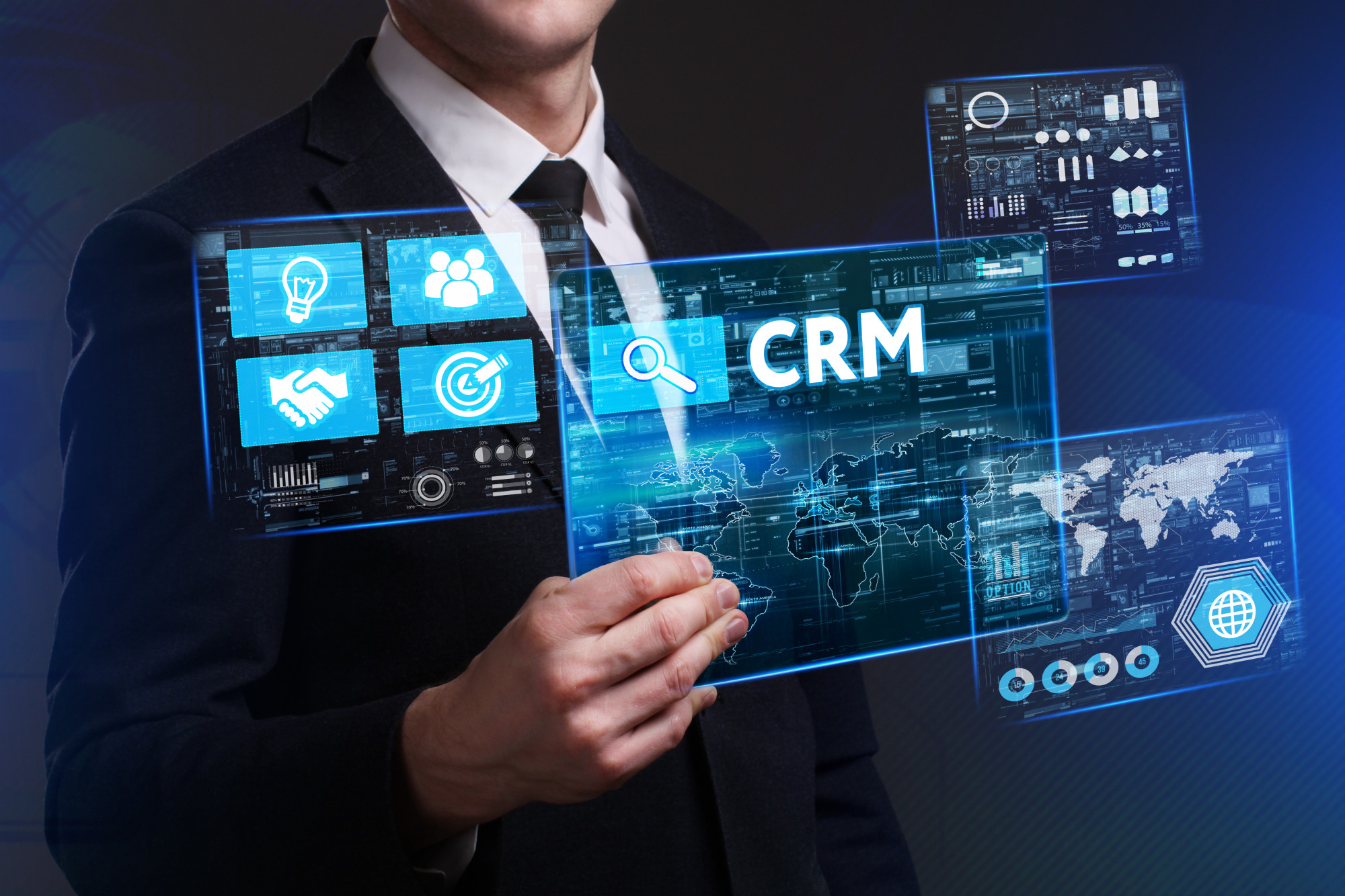 Success in Sales: Understanding Automated CRM Solutions for B2B