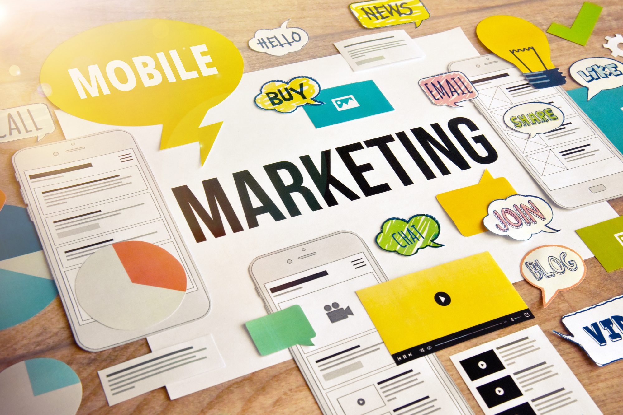 Accelerate Leads and Sales Today With These Mobile Marketing Tips