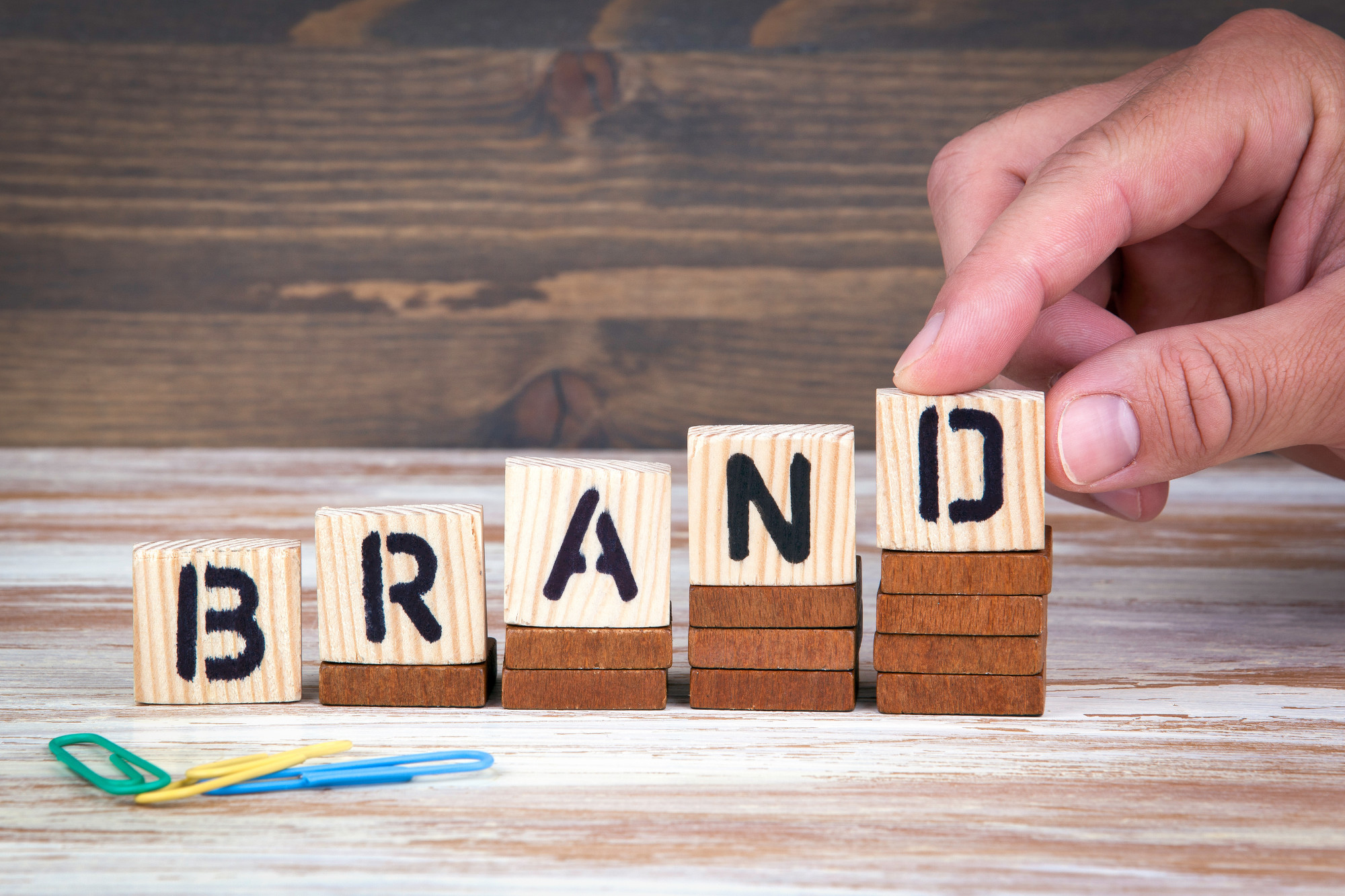Why Your Brand Is More Than a Logo